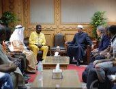 رئيس المجلس الأعلى للشئون الإسلامية فى سيراليون يطلب بإنشاء معهد أزهرى ببلاده
