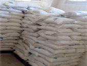 حجز  أمين عهده بحوزته 30 طن أرز غير صالح للاستخدام الآدمى بالزيتون للتحريات