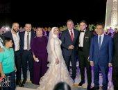 زفاف نجم الاهلى كريم نيدفيد ورنا