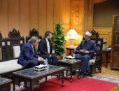رئيس الجمعية الثقافية بمقدونيا: الأزهر الشريف المنبر الكبير للمسلمين حول العالم