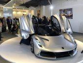 دبى تشهد إطلاق سيارة كهربائية بـ 8 ملايين درهم