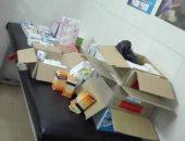 """""""فينا خير"""".. مبادرة بالصيدلية الخيرية بطب بنها لخدمة غير القادرين من المرضى"""