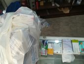 ضبط 8802 قرص دوائى مخدر وأنواع مهربة بصيدلية فى العاشر من رمضان