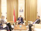 نائب وزير الخارجية اليمنى يلتقى المبعوث السويدى