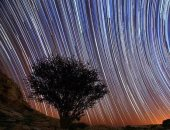 مصور سعودى يوثق حركة النجوم والمجرات.. صور