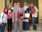 """""""الأعلى للجامعات"""" يهنئ رئيس جامعة طنطا بصدارة الجامعات المصرية"""