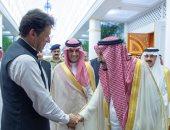 باكستان والسعودية تجددان عزمهما تعزيز التعاون فى مجالات التجارة والاستثمار