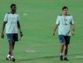 صالح المحمدي مدرب الاهلي يطالب لاعبيه بمصالحة الجماهير ضد الفتح