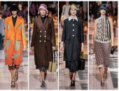 """""""برادا"""" تقدم مجموعة متنوعة من الأزياء فى عرض يعتمد على """"البساطة"""""""