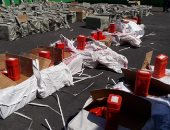 إحباط تهريب 16 طن ألعاب نارية وأقلام ليزر ورادع شخصى عبر ميناء الإسكندرية