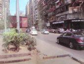 استجابه لصحافة المواطن.. هيئة النظافة تزيل القمامة من شارع البطل بالمهندسين