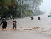 عاصفة لورينا تضرب المكسيك.. والدمار يطال مزارع الموز