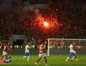 15 ألف مشجع في مباريات الدور الثاني للدوري