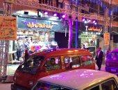 صور.. شوارع الهانوفيل تُكذب الإخوان.. هدوء بالعجمى ولا صحة لشائعة المظاهرات