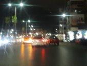صور.. هدوء فى شوارع وميادين محافظة بورسعيد