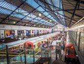 """""""لندن تحت الأرض"""".. صور من أقدم شبكة أنفاق فى العالم بعاصمة الضباب"""