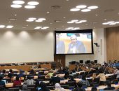 صور .. أمين عام الأمم المتحدة: التغير المناخى يتسبب فى وفاة الكثيرين سنويا