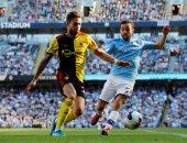 مانشستر سيتي يسحق واتفورد 8 - 0 فى الدوري الانجليزي.. فيديو