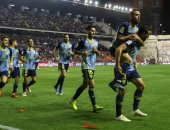 ألميريا يحتفظ بصدراة دوري الدرجة الثانية الإسبانى بالتعادل مع رايو فاليكانو