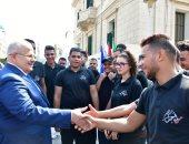 محمد الخشت للطلاب: جامعة القاهرة تدعم الفكر الحر لطلابها