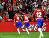ترتيب الدوري الإسباني بعد نهاية مباريات السبت.. غرناطة فى الصدارة