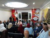 """مركزية """"الحرية المصرى"""" تجتمع بقيادات البحيرة لوضع خطة المرحلة القادمة"""