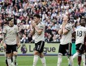 فيديو.. مانشستر يونايتد يسقط بثنائية ضد وست هام في الدوري الإنجليزي