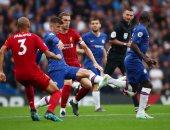 ليفربول يعزز صدارة الدوري الانجليزي من قلب ستامفورد بريدج