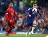 فيرمينو يسجل ثاني أهداف ليفربول ضد تشيلسي.. فيديو