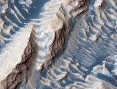 صورة جديدة تظهر كوكب المريخ مثل الحلوى