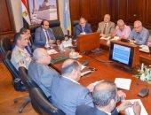 نائب محافظ الإسكندرية يوجه بالتوسع فى منظومة جمع القمامة بالصفارة