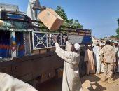 صور.. انطلاق حملة لمكافحة نواقل أمراض الخريف والأمطار  فى السودان