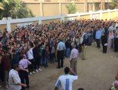 فيديو وصور .. بلادى..بلادى...ملحمة وطنية تغنى بها مليون و120 ألف طالب بمدارس سوهاج