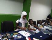"""مجلة """"نور"""" التابعة لمنظمة خريجى الأزهر تعقد ورشة لأبناء الوافدين من نيجيريا والنيجر"""