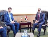 السيسى لـ رئيس وزراء إيطاليا: تكثيف الجهود للتوصل إلى تسوية لأزمات المنطقة
