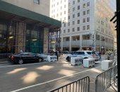 إغلاق الشوارع المحيطة بمقر الأمم المتحدة بنيويورك استعدادا لانعقاد الجمعية