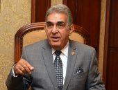 وزيرة الهجرة تستقبل الدكتور محمود عزمى الخبير التعليمى بأمريكا
