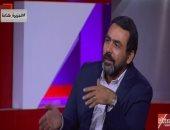 يوسف الحسينى: عمرو أديب أحرز هدفاً قاتلاً فى مرمى الجماعة الإرهابية