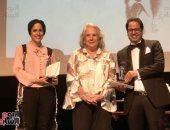 فيديو.. عرض فيلم تسجيلى للكاتب محمد حسنين هيكل فى حفل توزيع جوائز الصحافة العربية