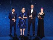 جوائز حفل THE BEST لاختيار الأفضل فى العالم لعام 2019