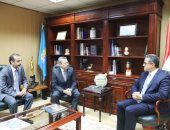 سفير بنما يطالب بتدريب الأثريين البنميين على يد المصريين