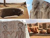 إجراء حفائر قبل بناء سور  حول منطقة صان الحجر الأثرية.. اعرف التفاصيل
