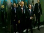 فيديو.. لحظة وصول الرئيس السيسي إلى مقر الجمعية العامة للأمم المتحدة