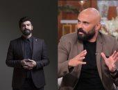 المؤلف محمد عبد المعطى يلتقى أحمد صلاح حسنى بمسلسل 45 حلقة للمرة الثانية