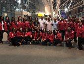 الجمباز يطير إلى إيطاليا للمشاركة فى بطولة البحر المتوسط للناشئين