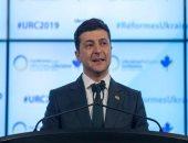 رئيس أوكرانيا يتمنى إصابته بفيروس كورونا المستجد.. اعرف السبب