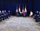 ترامب: السيسي قائد عظيم وزعيم حقيقى.. ومصر لها مكانة خاصة لدى أمريكا