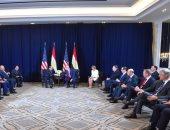 ترامب خلال لقاء السيسي: لو لم اتخذ التدابير تجاه الصين لتفوقت علينا اقتصاديًا