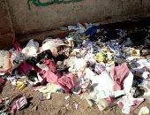 قارئ يشكو من انتشار القمامة والأوبئة فى منطقة الزاوية الحمراء