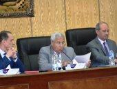 """صور.. تعرف على استعدادات محافظة أسوان لاستضافة منتدى """"السلام والتنمية"""""""